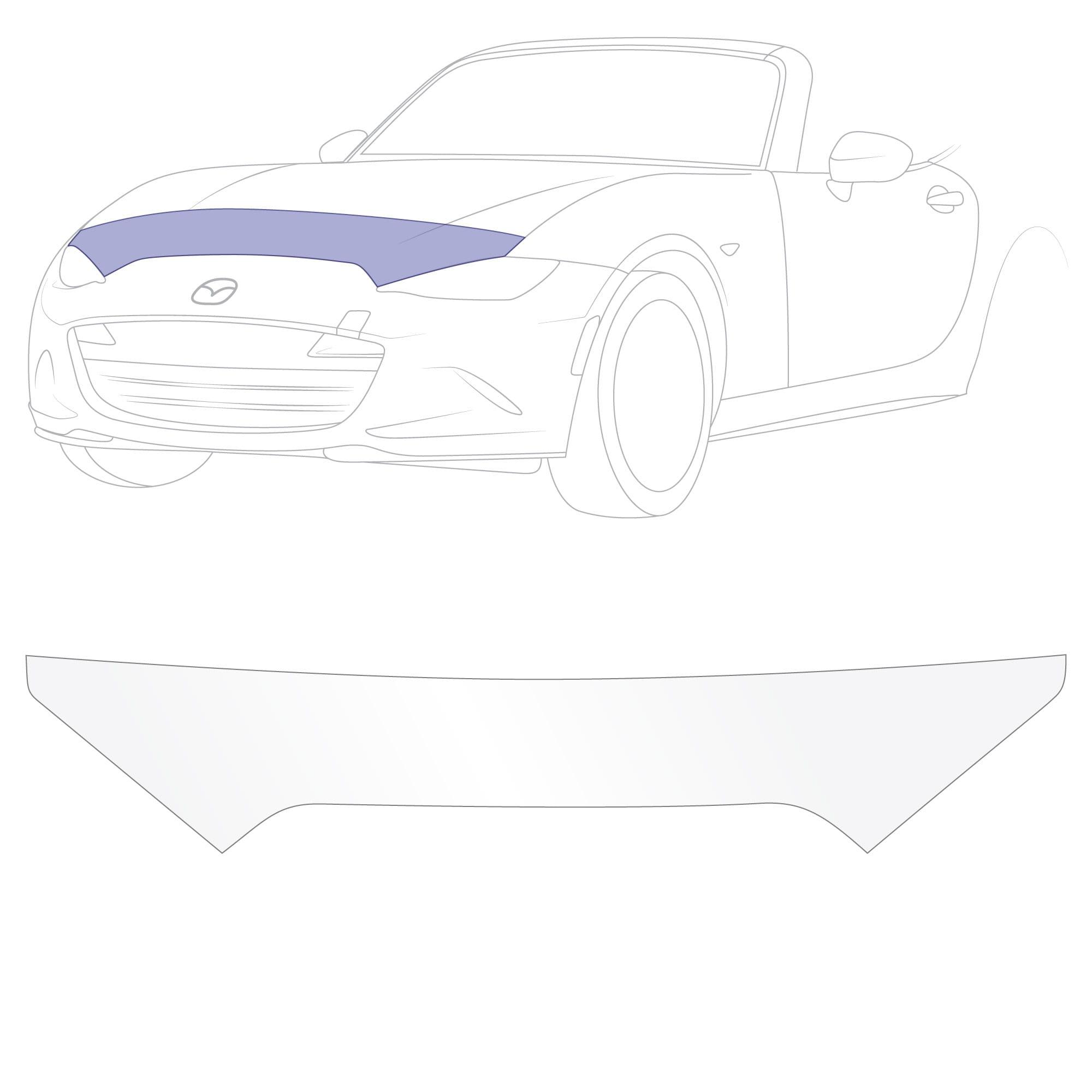 Mishimoto Windshield Washer Reservoir Tank For 2016 Mazda MX5 Miata