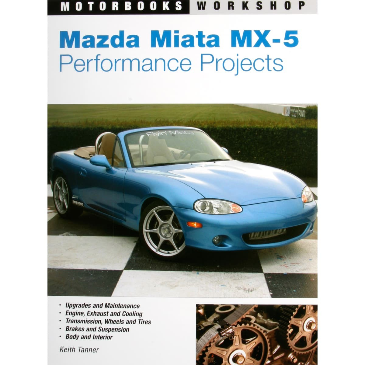 211-551 Book: Miata Performance Projects | MossMiata
