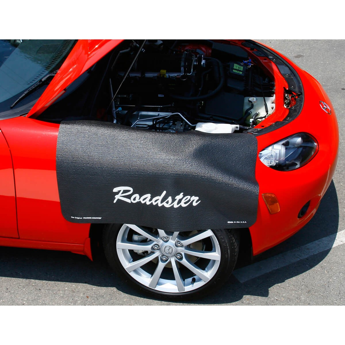 Moss Fender Cover Car