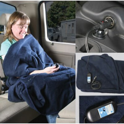 HEATED ELECTRIC CAR BLANKET 002-842