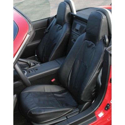 Deluxe Leather Seat Covers