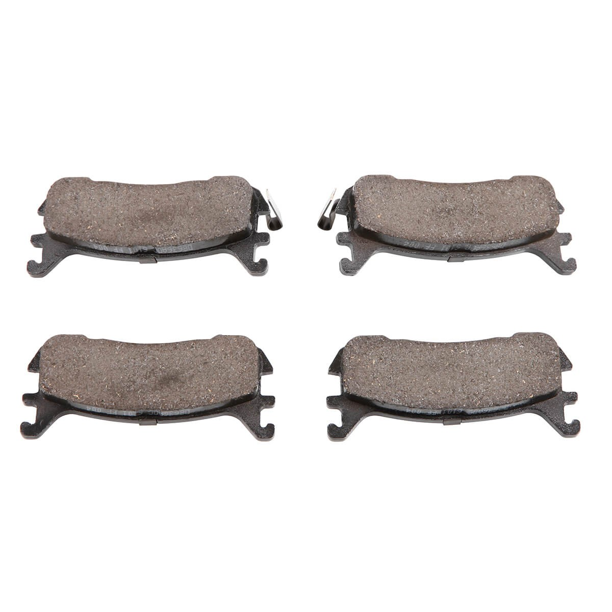 Front+Rear Brake Calipers Ceramic Pads For 1994-2000 2001 2002 ...