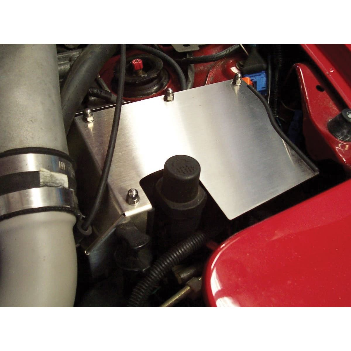 Cold Air Intake for M45 JR Supercharger - Supercharger