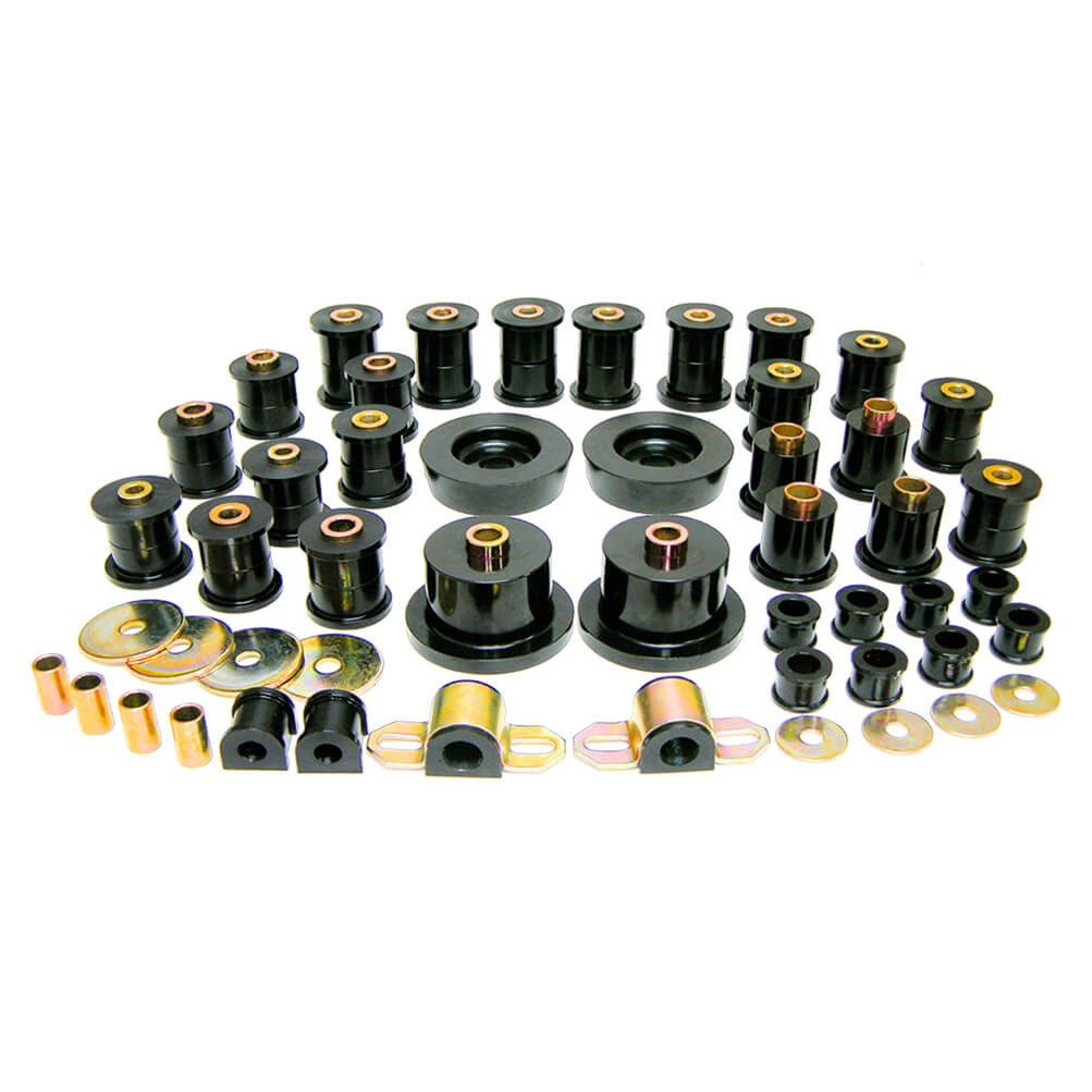 908-120 Polyurethane Bushings by Prothane - Complete Kit