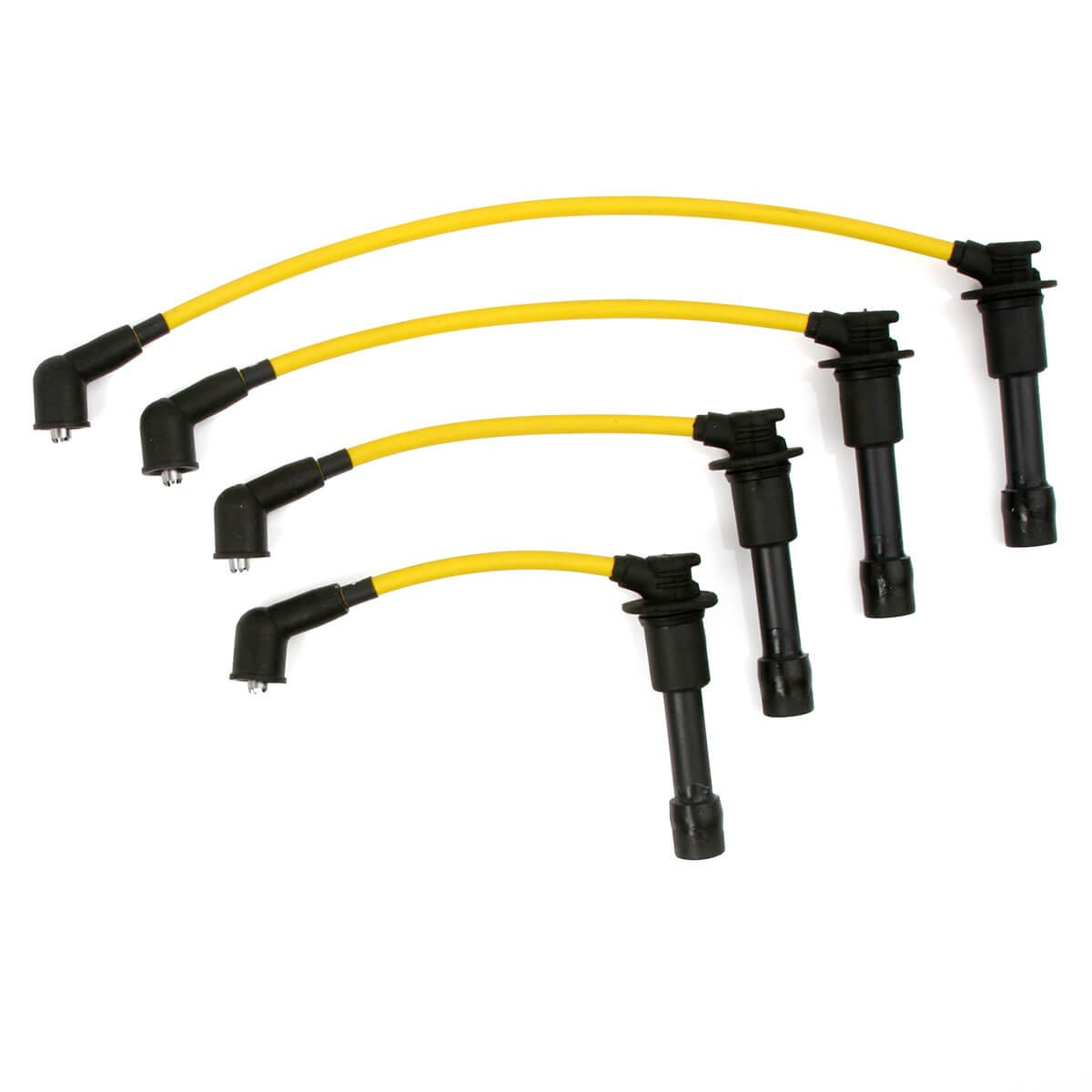 Colored Spark Plug Wire Sets - Ignition - Wires, Plugs, Coils ... on miata power steering, miata antenna, miata coil pack, miata horn, miata radiator, miata starter, miata timing belt, miata oil pan, accel spark wires, miata throttle body upgrade, miata oil pump, miata motor mounts, miata egr valve, miata intake manifold, miata wiring harness, miata straight pipe, miata door handle, miata fog lights, miata fuel pressure regulator, miata fuel pump,