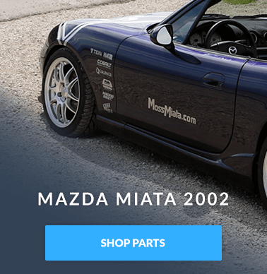 Car Specifications - Mazda Miata 2002 | MossMiata