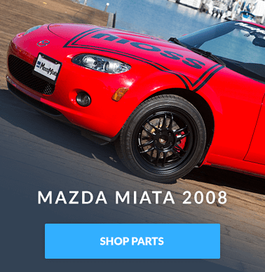 Car Specifications - Mazda Miata/MX-5 2008 | MossMiata